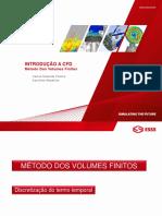 IntroCFD-Aula04 VolumesFinitos Transiente