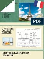 Caractéristiques de La France