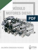 Modulo Motores Diesel Convertido