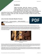 Resenha sobre o filme Uma Avenida Chamada Brasil