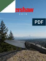 2018 Kershaw Knives Catalog