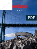 2019 Kershaw Knives Catalog