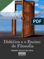 Didatica e o Ensino de Filosofia