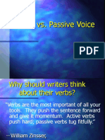 Active vs. Passive Voice-2