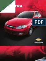 Chevrolet Optra Brochure en CA