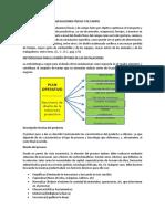 Diseño Óptimo de Las Instalaciones Físicas y de Campo