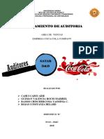 Grupo Auditoria de Ventas