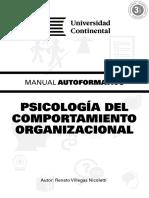 A0393 MA Psicología Del Comportamiento Organizacional ED1 V1 2017