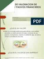 Proceso de Valorizacion de Activos y Pasivos Financieros 1.0