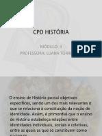 Cpd História