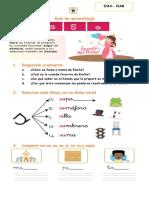 Guía de Aprendizaje Letra s