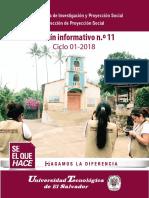 Boletin Proyección Social 11rd