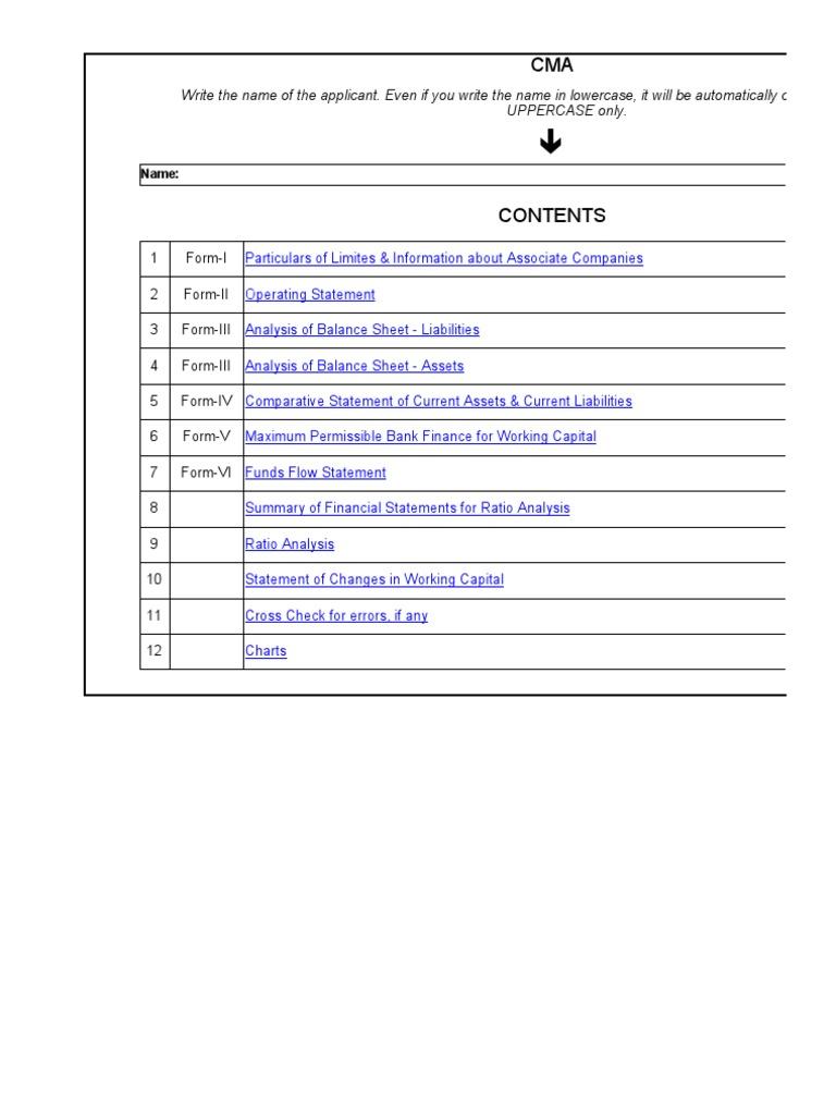 0 cma format blank balance sheet working capital thecheapjerseys Choice Image
