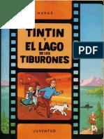 25-Tintin - El Lago de Los Tiburones