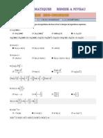 qcm 1131 logarithmes corr