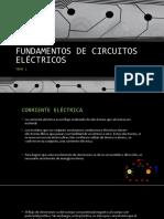 Fundamentos de Circuitos Eléctricos