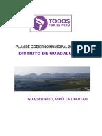 Plan de Gobierno de Guadalupito