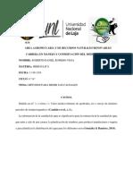 Métodos de Caudales o Aforos.pdf