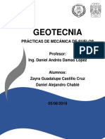 Pruebas Geotecnicas