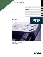 EVS93xx 9300 Servo Inverter Extension v2-0 en[001-153]
