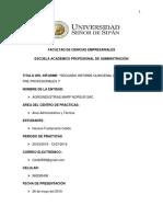 Segundo Informe Quincenal de Ppp (Herrera