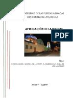 Información Museo de La Casa de Los Márquez