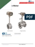 Vortex Flowmeter Manual_940000 Rev B (3)