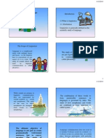 Microsoft Power Point - Lecture 2 Nature of Language