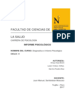Estudio de Caso Diagnostico