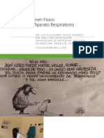 Semiología Respiratoria 2019-1
