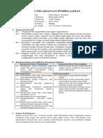 RPP KD 3.6 Fungsi Komposisi dan Fungsi Invers