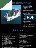 Final Freight Derivatives - Grp 4