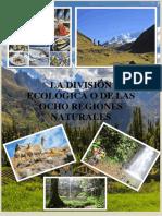 La División Ecológica o de Las Ocho Regiones Naturales