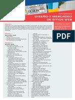Diplomado Diseno y Mercadeo de Sitios Web