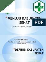 MENUJU KABUPATEN SEHAT.pptx
