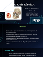 Artritis Séptica Equipo 4