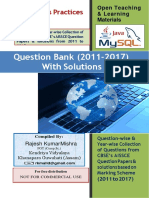 IP QBank Solution(2011 17) Converted