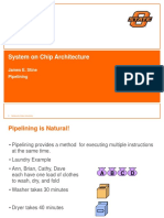 System on Chip Architecture Design Lecture13