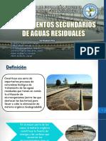 Tratamientos Secundarios de Aguas Residuales Ppt Expo
