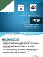 Gatt - Unctad - Omc