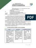 Informe Tecnico 2018 Historia