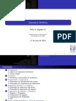 Geometráa Sintética