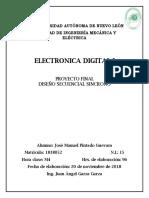 Diseño Secuencial Sincrono