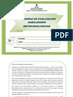 Pauta Evaluacion METAFONOLOGICO Listo