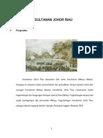 Johor Riau