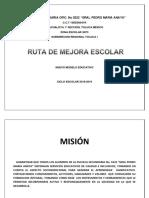 RUTA DE MEJORA 2018.docx