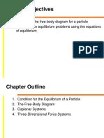 Engineering Mechanics Free Body Diagram