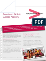 Accenture Skills to Succeed Academy