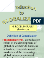 Globalization (Introduction)