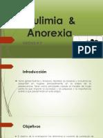 Bulimia & Anorexia Unidad 3 Solución Caso Práctico